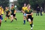 18.04.09 Rga High vs Kaiapoi Lost 22 20 19